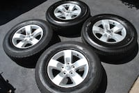 Dodge RAM 1500 Rims & Goodyear Tires Haymarket