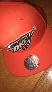 OKC signed Russel Westbrook cap Mississauga, L5M 7G8