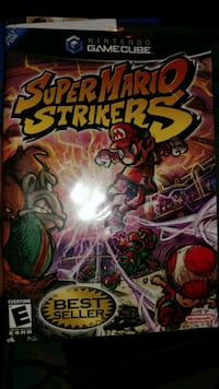 Super Mario Strikers for Nintendo GameCube Manassas, 20110