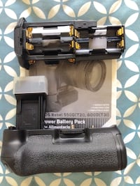 Canon Camera Grip for T2i/ T3i New Westminster, V3M 5N5