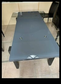 Glass Dining Table Whitby, L1M 1C6