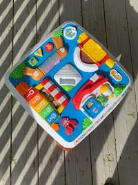 Fisher Price actuvity table
