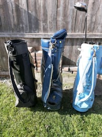 golf bags all three for $20 the one in the middle Lincoln Park, 48146