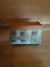 End table (with drawer)