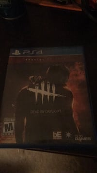 PS4 dead by daylight game  Knoxville, 37912