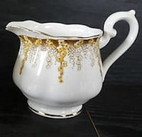 Royal Albert Cream and Sugar Markham