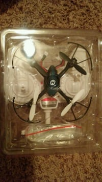 black and gray quadcopter drone Kansas City, 64137