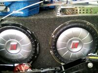 150$$obo 2 12s with box kickers Louisville, 40208