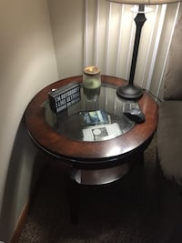 Coffee table and matching end table Cicero, 13039