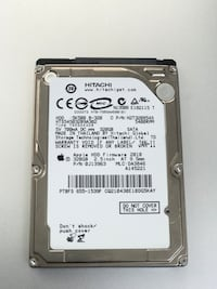 Genuine Apple HDD hitachi 320GB SATA 2.5 inch Toronto, M4E 2E3