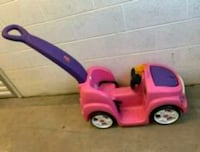 toddler's pink ride-on toy Frederick, 21703