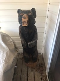 Chainsaw Carved Bear Frederick, 21703