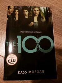 The 100 by Kass Morgan book