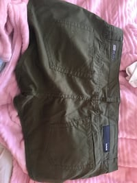Never worn. Nike Dri-Fit. Hurley shorts. Size 31.