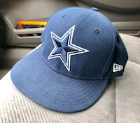 Dallas Cowboys snap back hat Benbrook