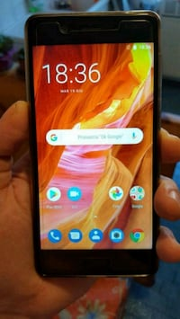 "Nokia 5 TA-1024 5.2"" HD 2gb ram 16gb 13mp Come nuo 7116 km"