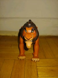 Lion King Toy Scar 1993