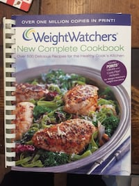 Weight Watchers New Complete Cookbook Kawartha Lakes, L0A 1K0