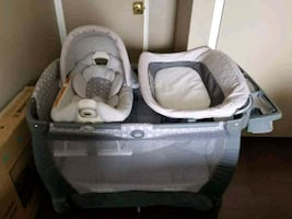 New Graco pack and play play pen