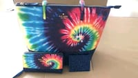 kate Spade 3pcs tiedye limited edition Silver Spring, 20904