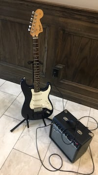 Electric Guitar + Amp (Bundle Offer) Toronto
