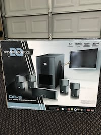1500 Watts home theater system  San Jose, 95123