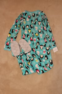 footed pajama size 8 Lorton