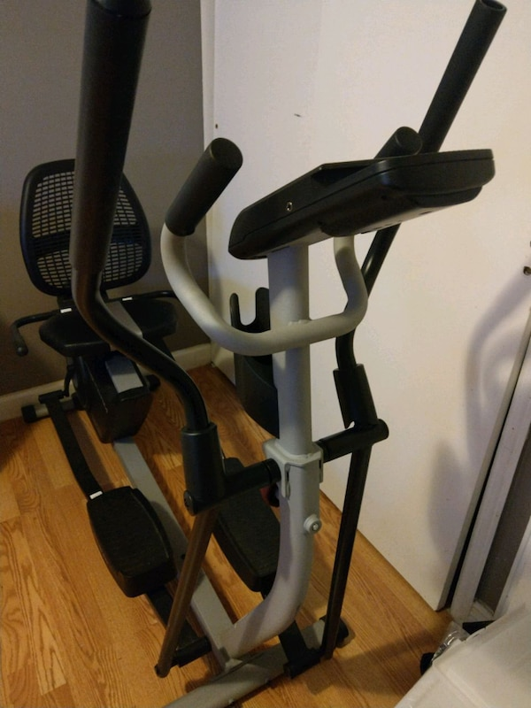 Pro Form Hybrid Trainer Elliptical And Bike