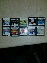10 Mint Nintendo DS Games Prices Listed Burnaby, V5A 4G5