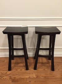 Solid Wood Bar and Counter Stool Richmond Hill