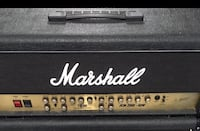 Marshall TSL60 jcm2000 head and 5 button footswitch