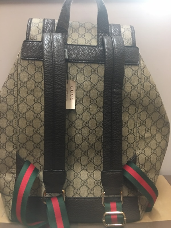 a6f0e54fc42ae9 Used Men and or women gucci backpack for sale in Locust Grove - letgo