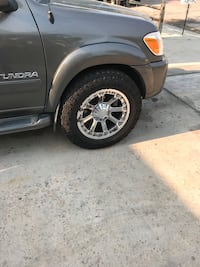 Toyota truck wheels and tires Fountain, 80817