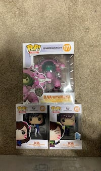 Overwatch Pop Funko Gainesville, 20155