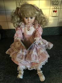 Porcelain doll Meagan