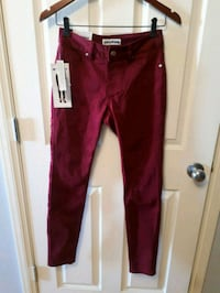 Mulberry-Coloured Jeggings Calgary, T2R 0R2