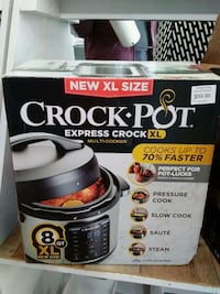 Crock Pot Express XL Asheboro, 27203