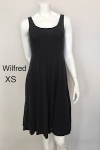 Wilfred Sleeveless fit and flare jersey dress Burnaby, V5C