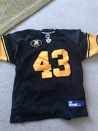 black and yellow NFL jersey Herndon, 20171