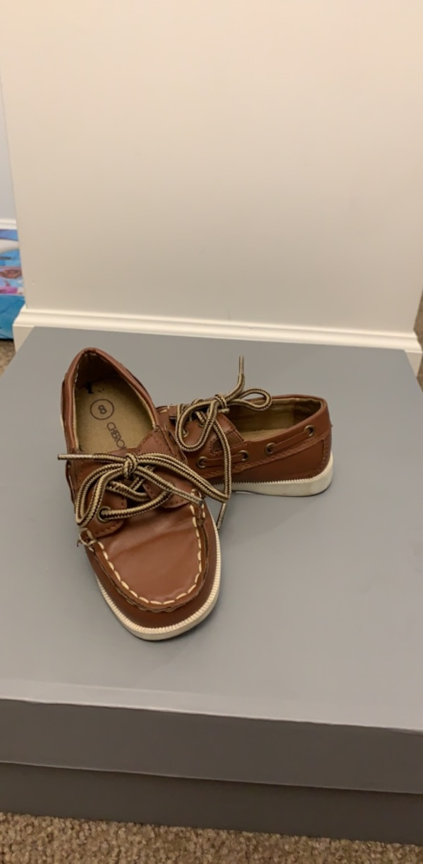 Brown Loafers- Preschool  34b9d85c-ad54-4081-b6f3-1a60aefc07d0