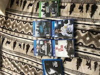 Assorted sony ps4 games Bend, 97701