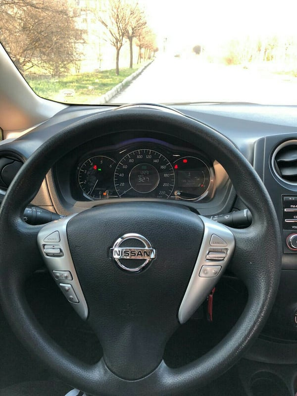 2014 Nissan Note 1.5 DCI VISIA M/T 4