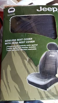 2 Jeep seat covers  Meridian