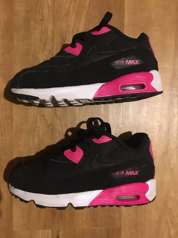 new style 401a8 c2bfa Toddler Girls Nike Air Max Size 9c
