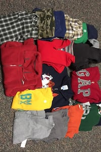 Boys clothes size medium all for $30 Sonora, 42776