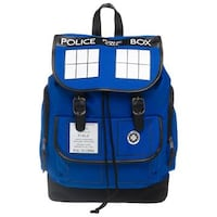 DR. WHO TARDIS BACKPACK  Chicago