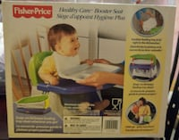 Preloved fisher price healthy care booster seat Edmonton, T6M 0K5