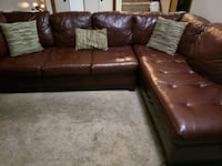 Leather Sectional  Reisterstown, 21136