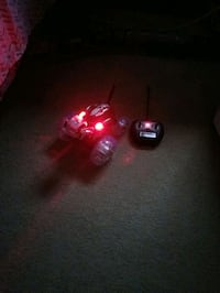 Flipping remote control car