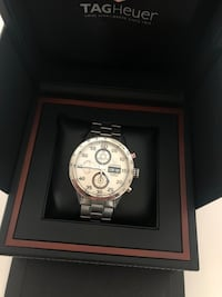 Tag Heuer Carrera Cal with box and papers Denver, 80212